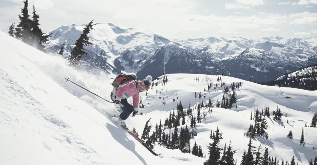 Venue West - Destination Management - Skiing in Whistler