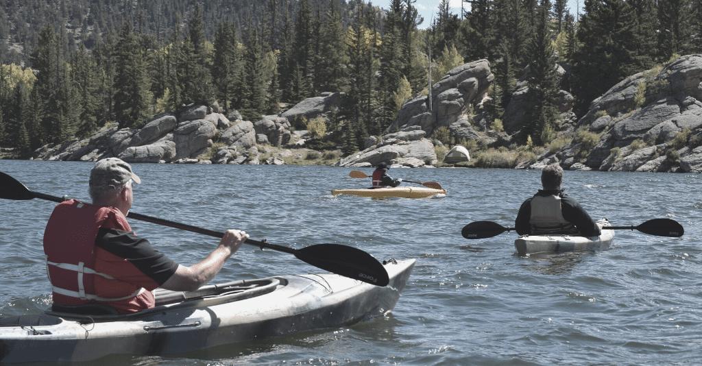 Venue West - Destination Management - Team Building Kayaking