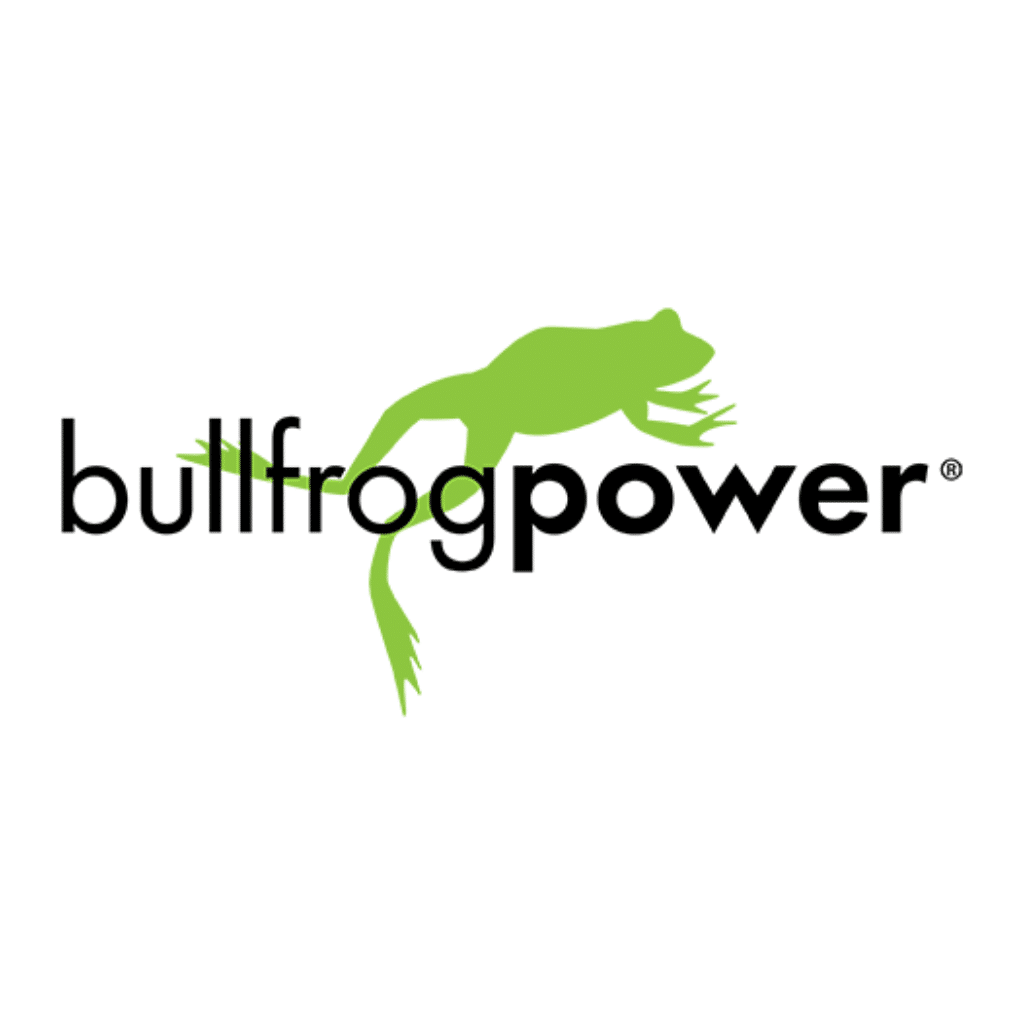 Sustainability and CSR - Bullfrog Power