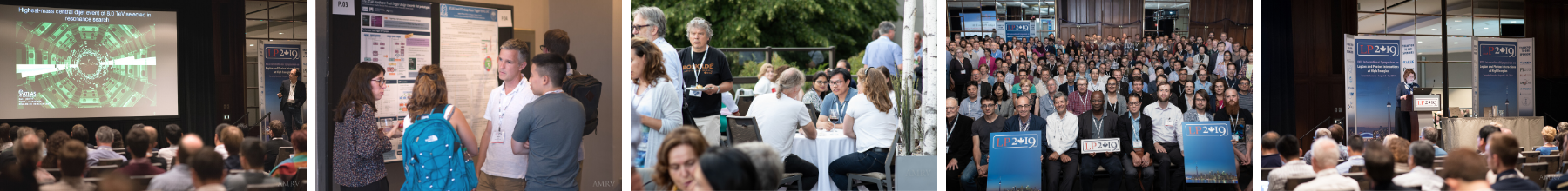 Venue West Conference Services - Past Events - Lepton Photon 2019