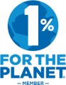 Venue West is a member of 1% for the Planet